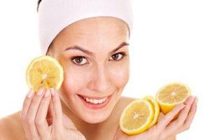 mascarilla con limon para el acne