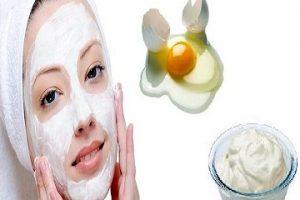 Mascarilla de huevo para el acné