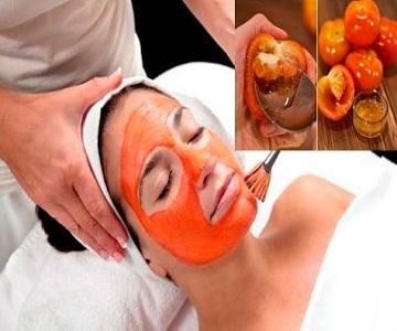 mascarilla de tomate para el acne