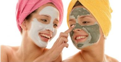 mascarillas exfoliantes para el acné