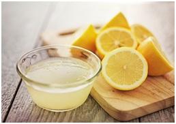 tratamiento de jugo de limón para las manchas de la cara
