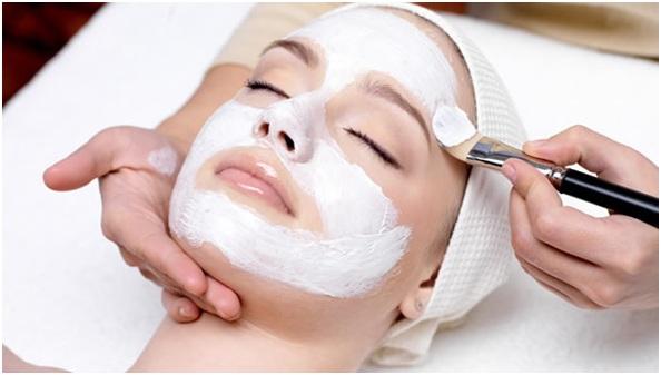 mascarilla para manchas en la cara con bicarbonato