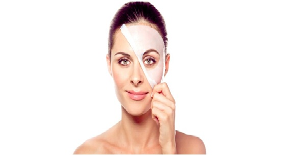 Homemade Anti-Wrinkle Face Mask
