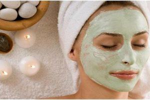mascarilla de pepino para el acne