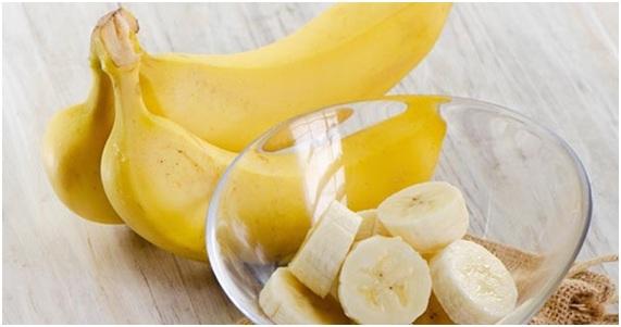 mascarilla de banano para el acne