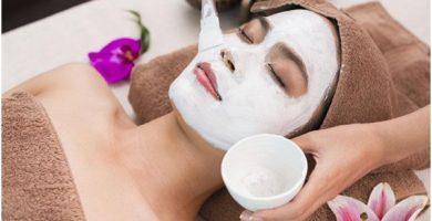 mascarilla de yogurt para el acne